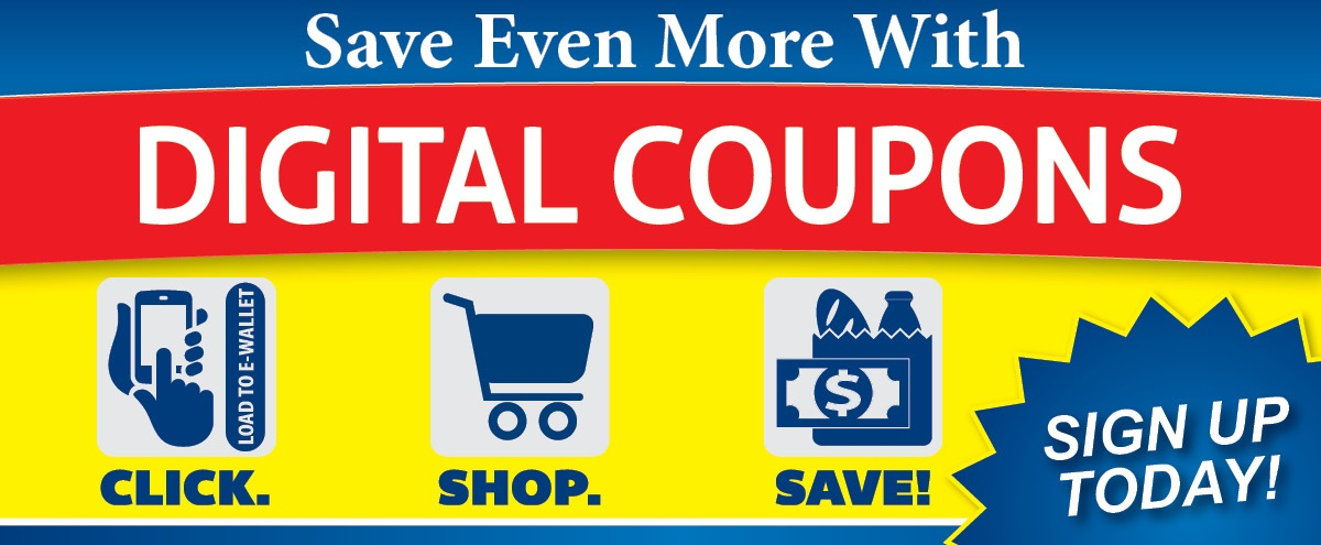 Save Even More Digital with Digital Coupons